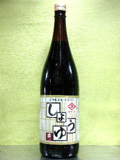 イゲタ醤油 濃口 1.8L