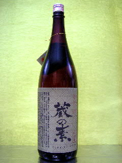 蔵の素 純米料理酒 1.8L