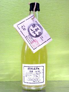 醍醐のしずく 純米酒 720ml