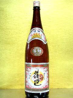 花巴 本醸造 吉野 1.8L