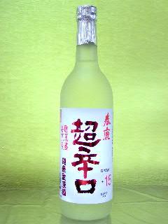春鹿 超辛口 純米生原酒 30BY 720ml