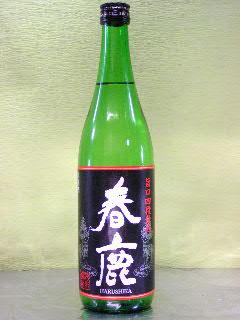 春鹿 旨口四段仕込 純米酒 720ml