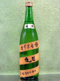 睡龍 純米吟醸 瓶燗火入 720ml