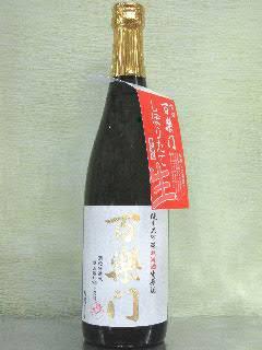 百楽門 純米大吟醸 山田錦40% 無濾過生原酒29BY 1.8L