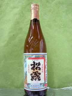 松露 芋焼酎 25度 1.8L