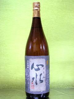 松露 心水(もとみ)芋焼酎 25度 1.8L