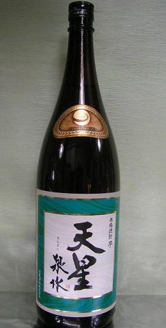 天星 泉水 芋焼酎 25度 1.8L