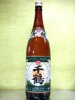千鶴 芋焼酎 25度 1.8L