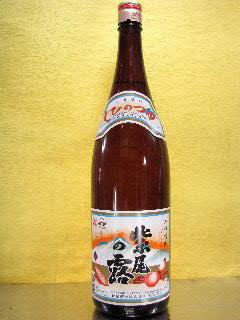 紫尾の露 芋焼酎 25度 1.8L