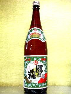 園乃露 芋焼酎 25度 1.8L