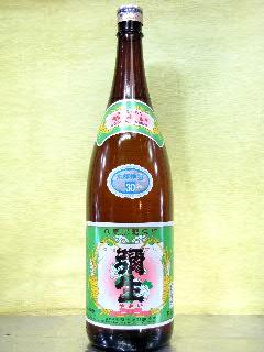 弥生 黒糖焼酎 30度 1.8L