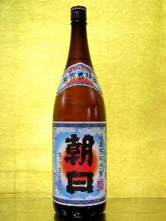 朝日 黒糖焼酎 30度 1.8L