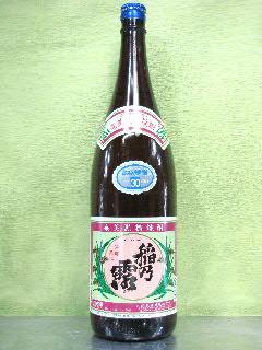 稲の露 黒糖焼酎 30度 1.8L