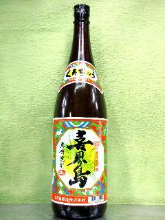 喜界島 黒糖 30度 1.8L