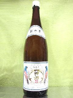 神酒(おみき) 50度 1.8L