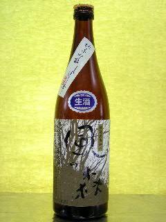 風の森 純米吟醸 山田錦60%しぼり華 720ml