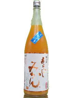 梅乃宿 あらごしみかん酒 1.8L