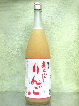 梅乃宿 あらごし りんご 1.8L