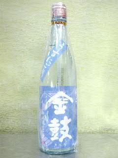 金鼓 純米生原酒 うすにごり 29BY 720ml