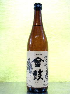 金鼓 山廃仕込み 純米酒 720ml