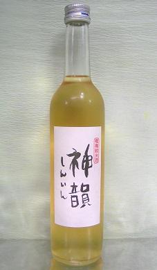 神韻 樫樽純米酒 500ml