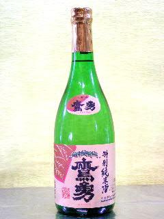 鷹勇 特別純米酒 720ml