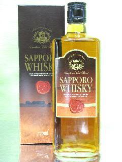 サッポロ ウイスキーSS 43度 720ml
