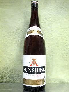 サンシャイン ウイスキー 37度 1.8L